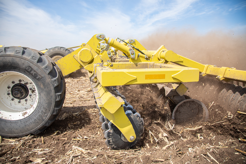 The next generation of tillage is here